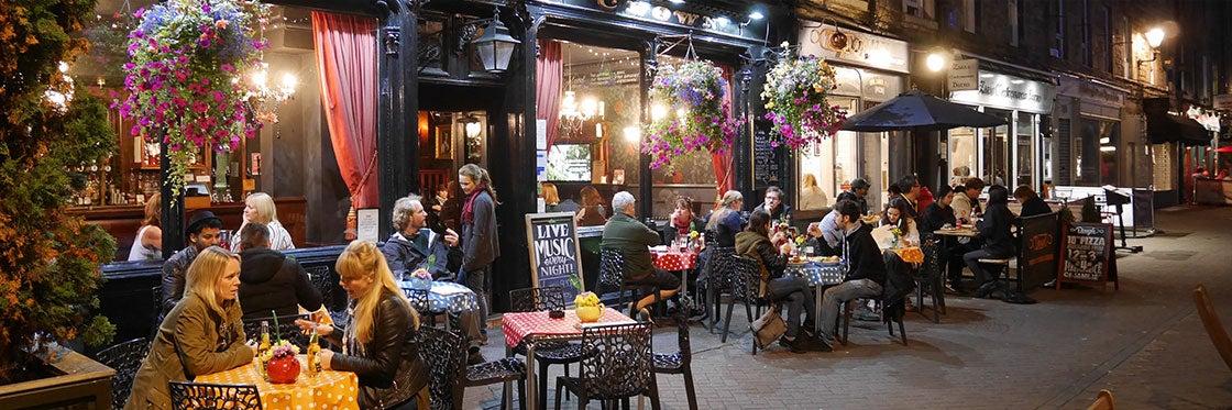 Où manger à Édimbourg