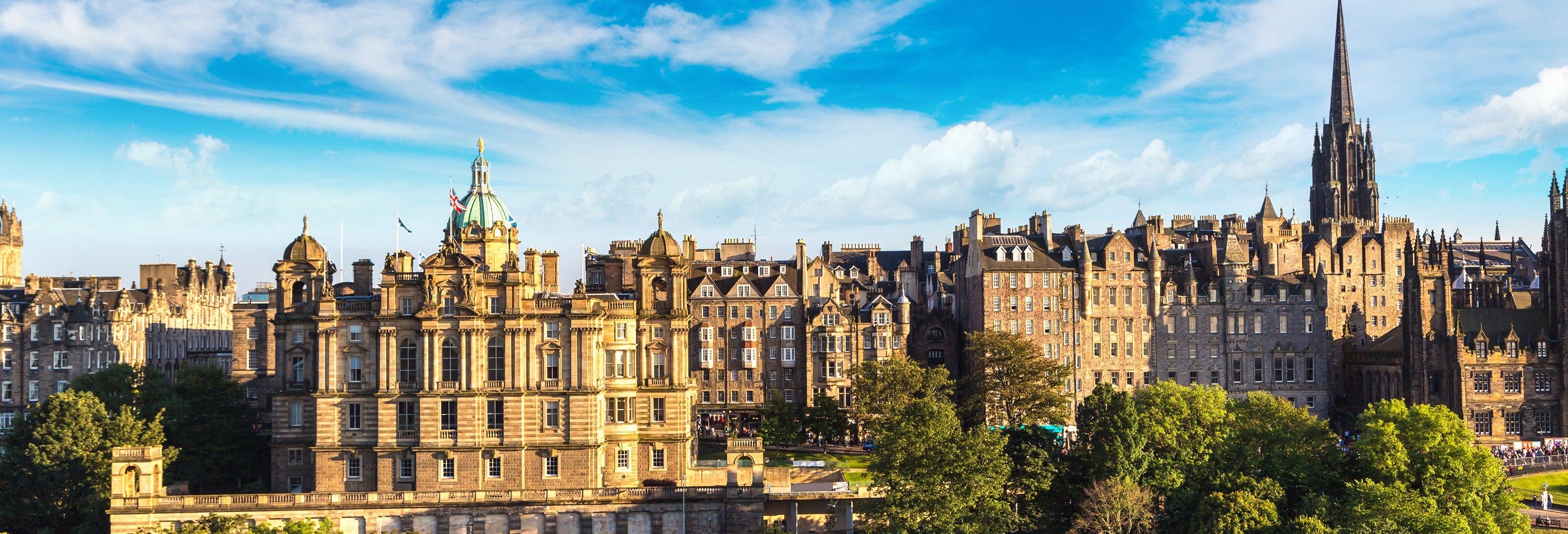 Tour por la Ciudad Nueva de Edimburgo