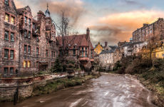 Free tour por Dean Village y Water of Leith
