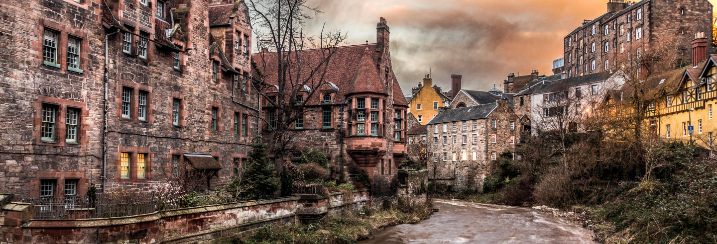 Free tour por Dean Village y Water of Leith ¡Gratis!