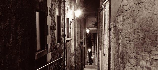 Tour dei sotterranei di Edimburgo e i suoi fantasmi