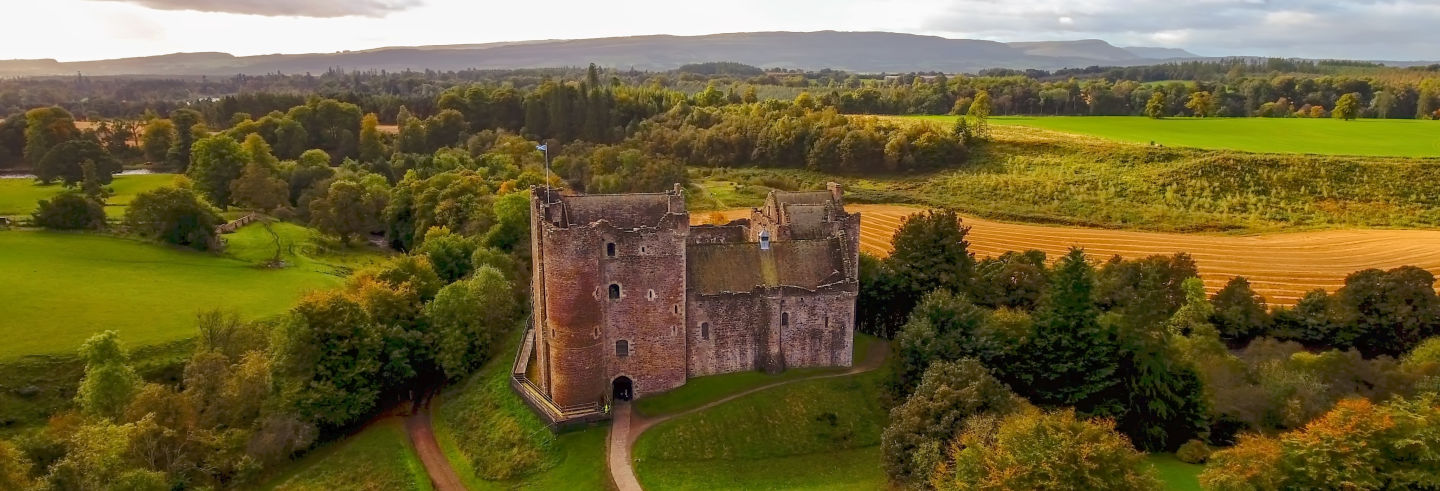 Edinburgh Outlander Tour