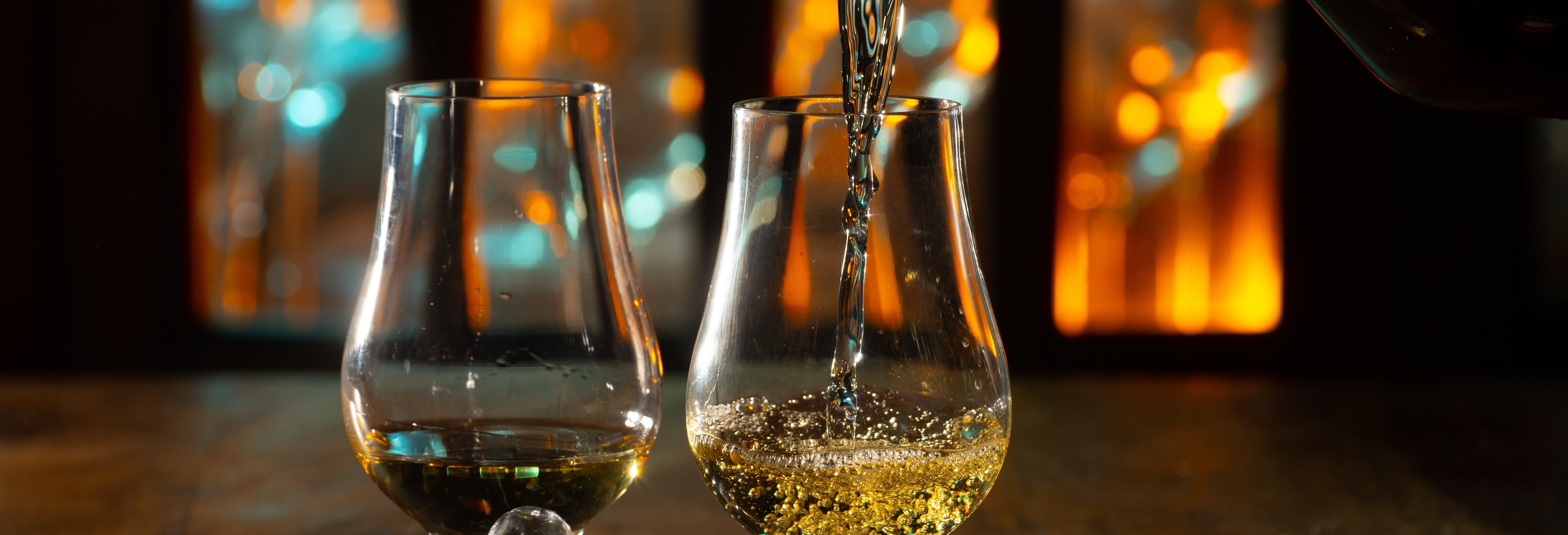 Tour del whisky a Edimburgo