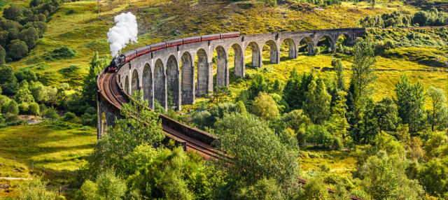 Tren de Harry Potter