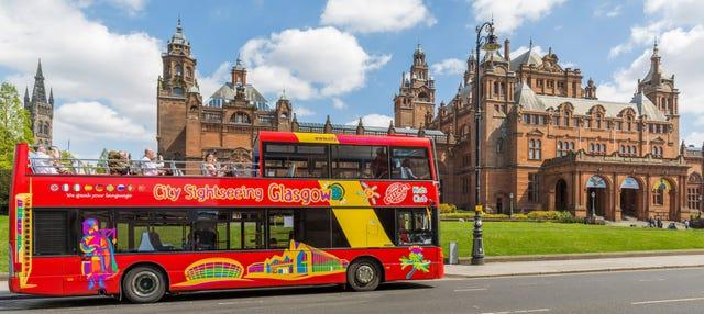 Glasgow Tourist Bus