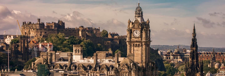Excursión a Edimburgo y la Capilla Rosslyn