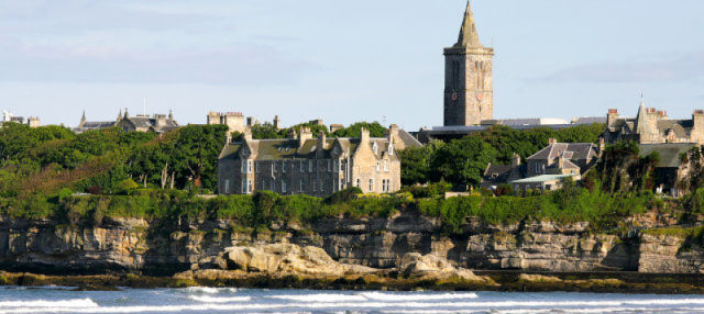 Excursión a Saint Andrews
