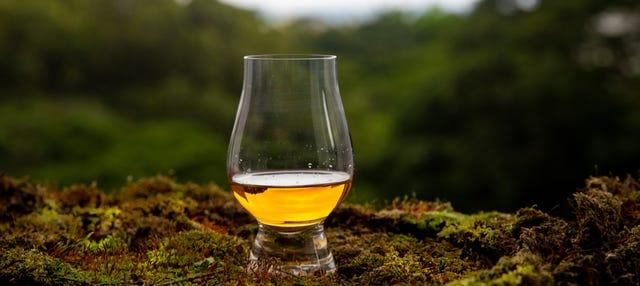 Tour del whisky por Glasgow