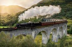 Tour por las Highlands + Tren de Harry Potter