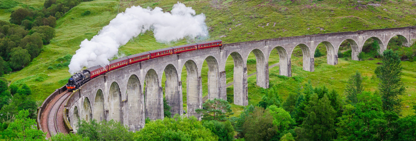 Tour por las Highlands + Tren de Harry Potter