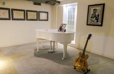 Entrada a The Beatles Story