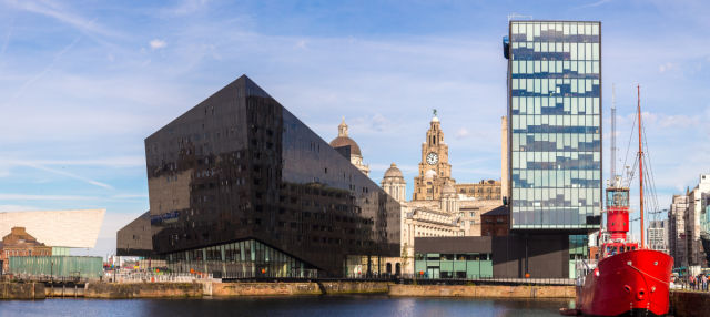 Free Walking Tour of Liverpool