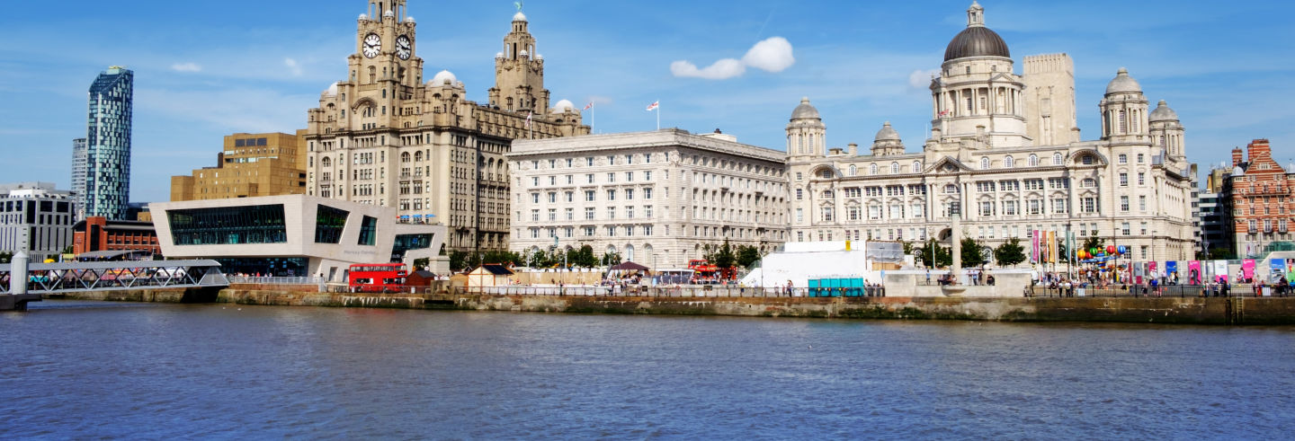 Tour alternativo de Liverpool: guerra y cultura