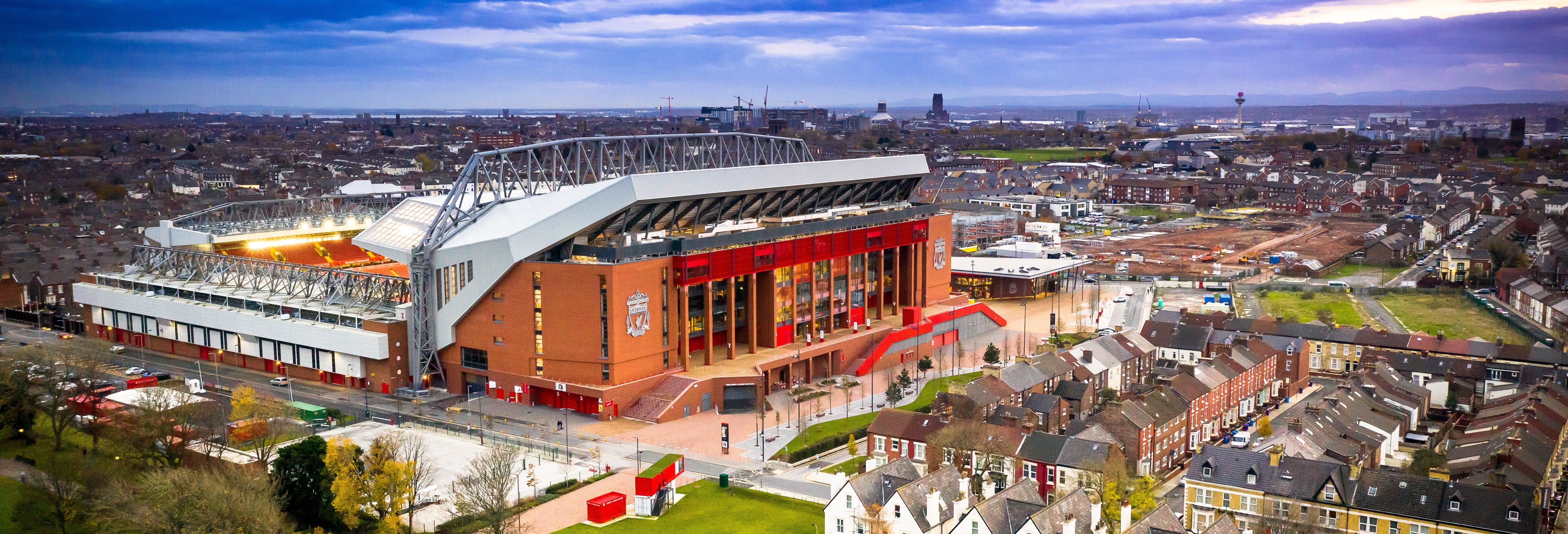 Tour del Estadio Anfield