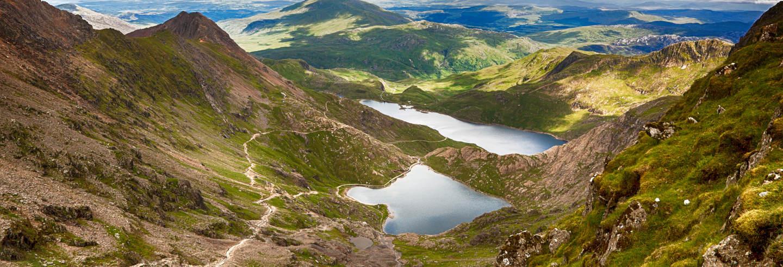 Tour pelo Parque Nacional Snowdonia
