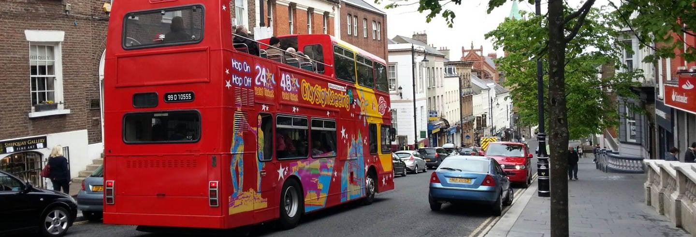 Autobus turistico di Derry