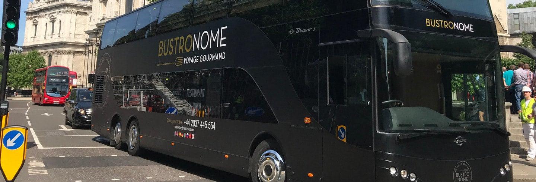 Gourmet Bus Tour