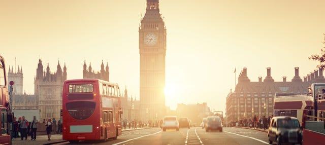 Autobus turistico di Londra