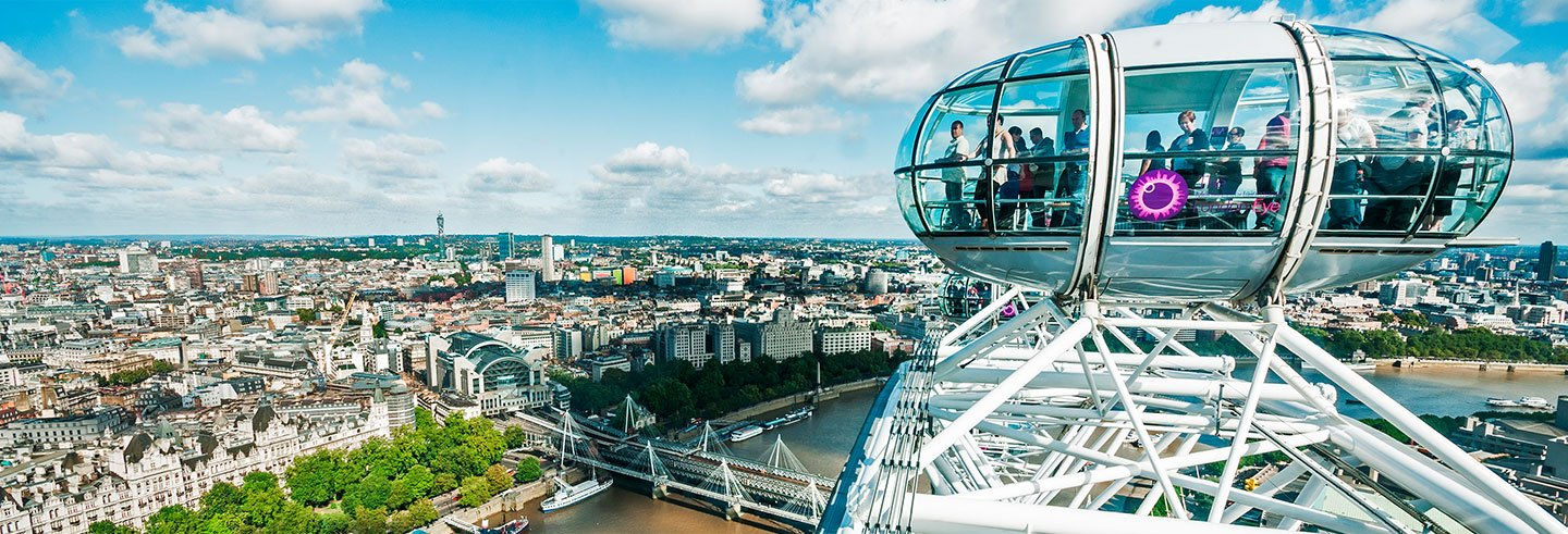 Entradas para el London Eye