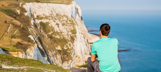 Castillo de Leeds, Canterbury y Dover