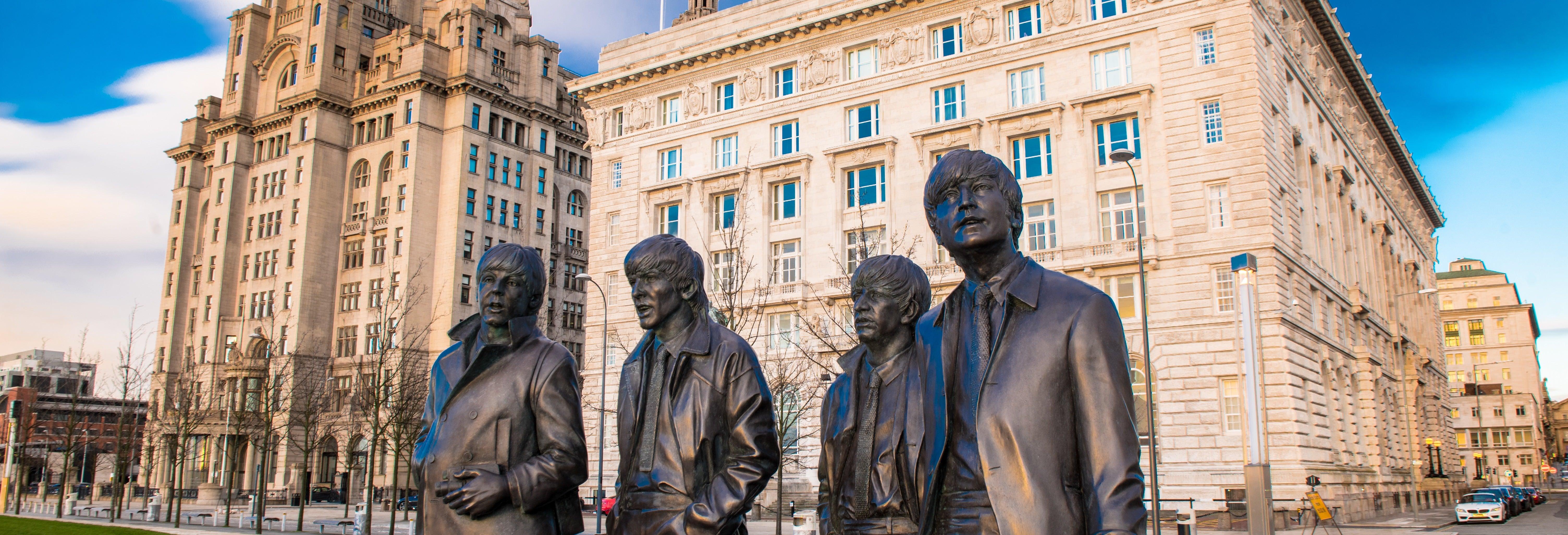 Excursion à Liverpool