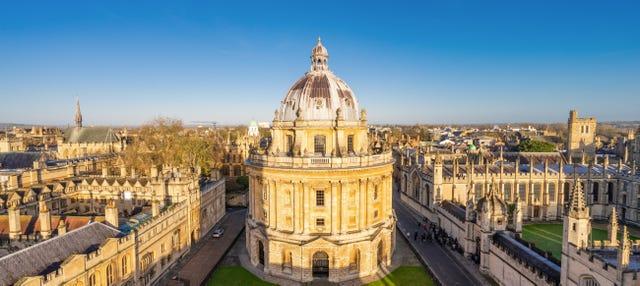 Excursión a Oxford y Cambridge