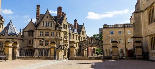 Excursión a Oxford