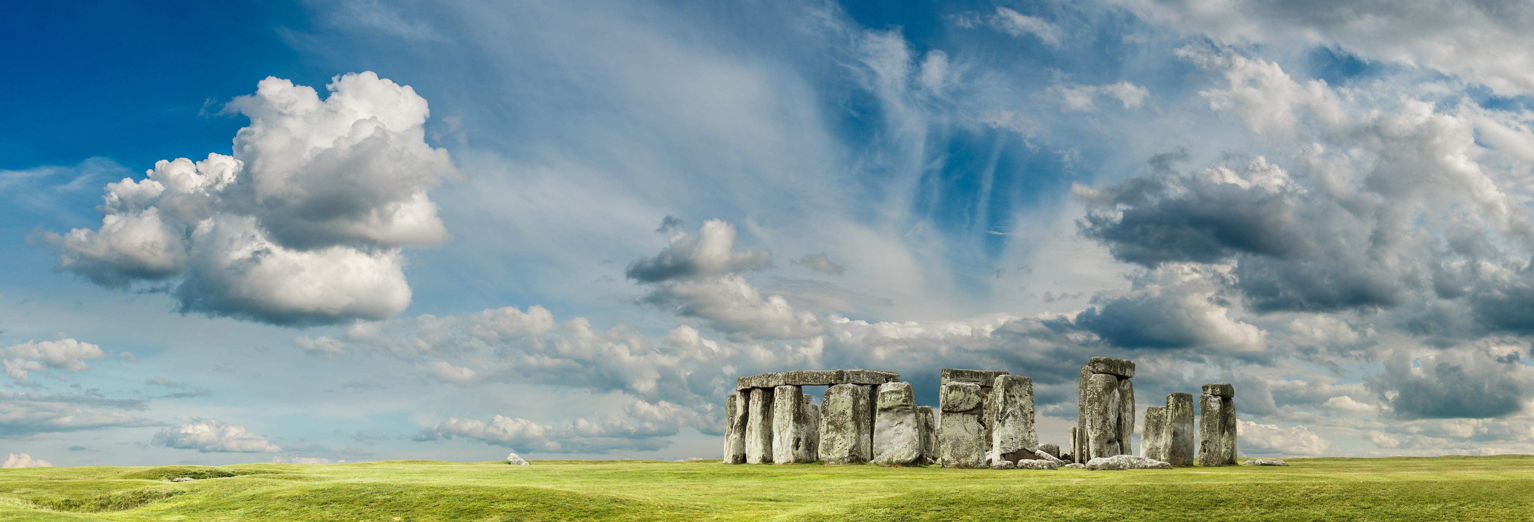 Excursion à Stonehenge et à Bath