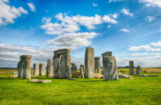 Excursión a Stonehenge