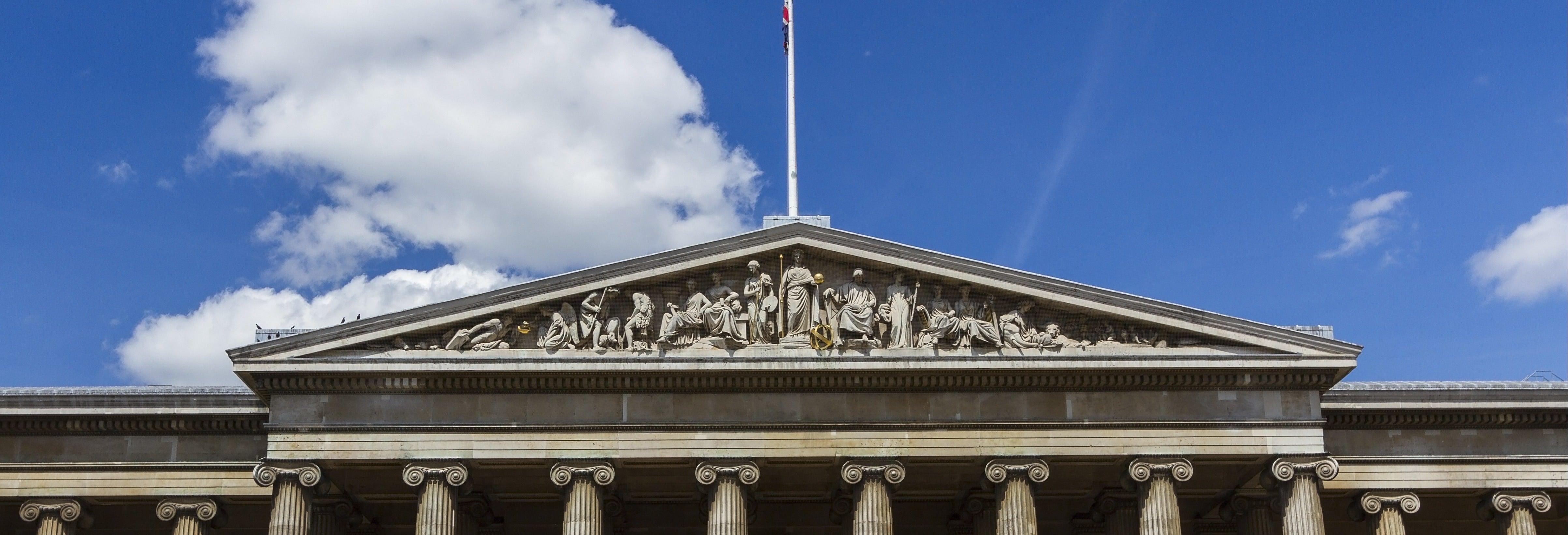 Free tour por el Museo Británico