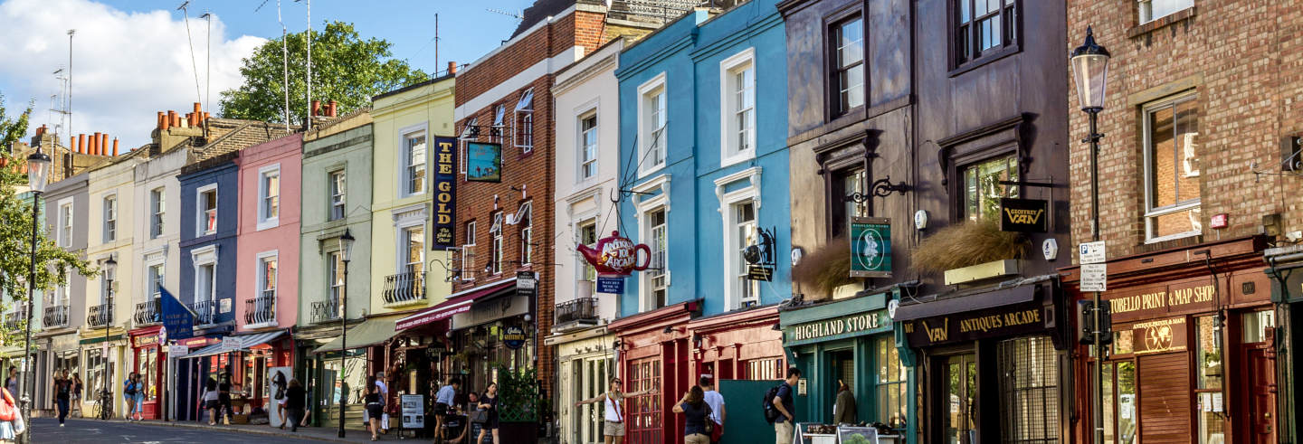 Free tour por Notting Hill ¡Gratis!