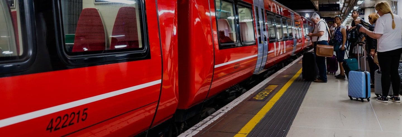 Treno Gatwick Express