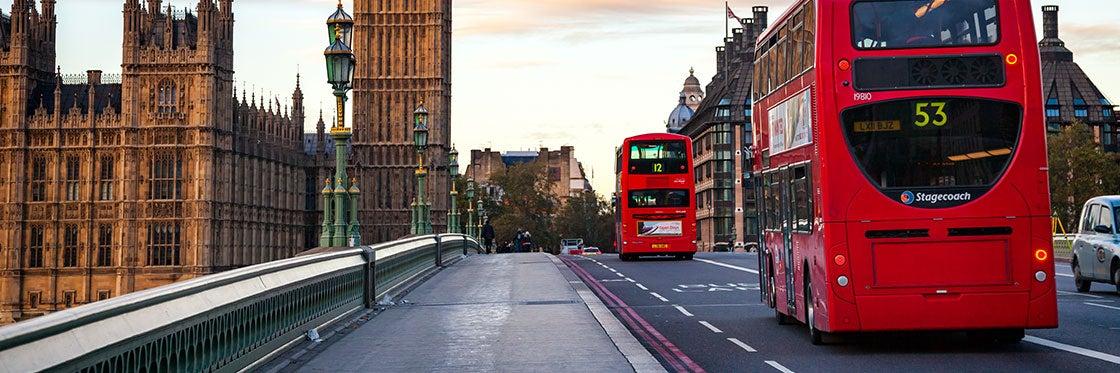 Autobus di Londra