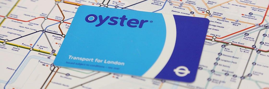 Cartão Oyster