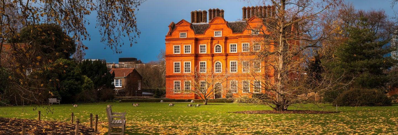 Entrada al Palacio de Kew y Real Jardín Botánico
