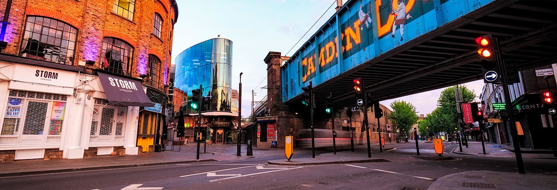 Paseo por Camden y el Soho