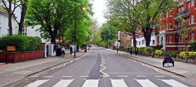 Tour de los Beatles por Londres