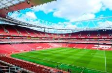 Visite de l'Emirates Stadium