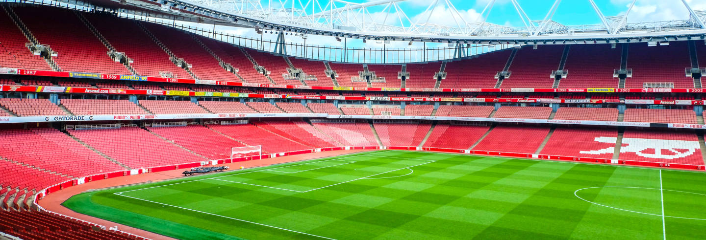 Tour do Emirates Stadium