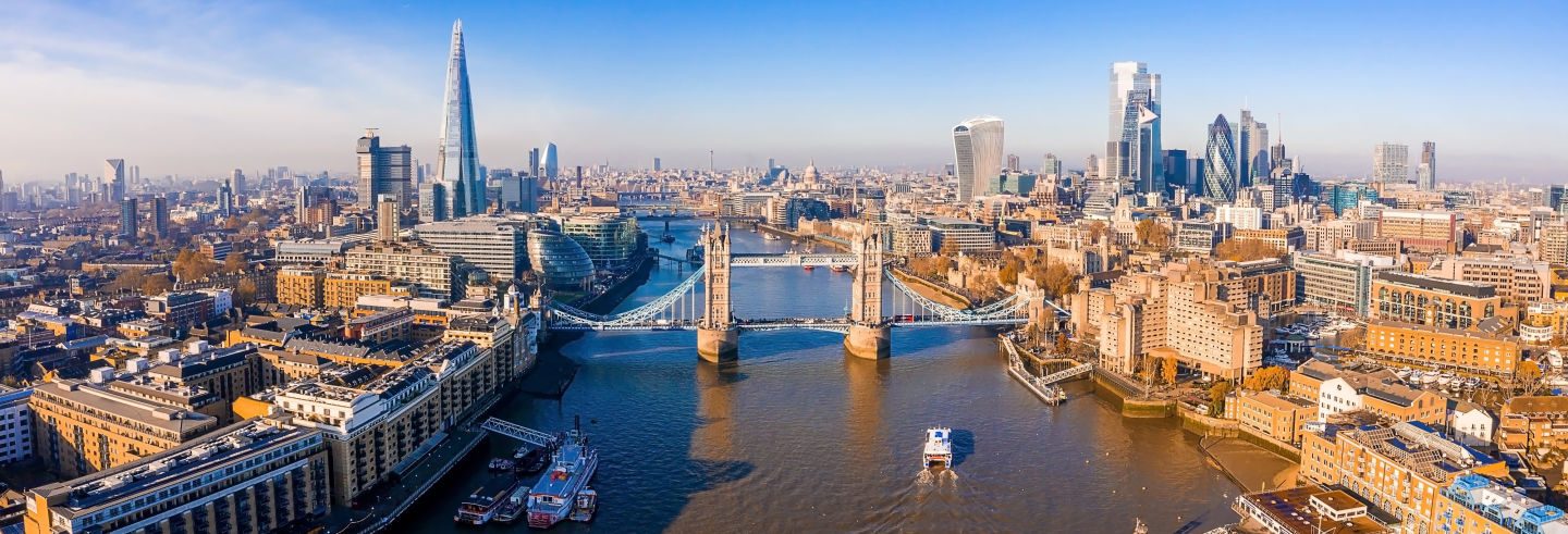 ¿Escala en Londres? Tour desde el aeropuerto