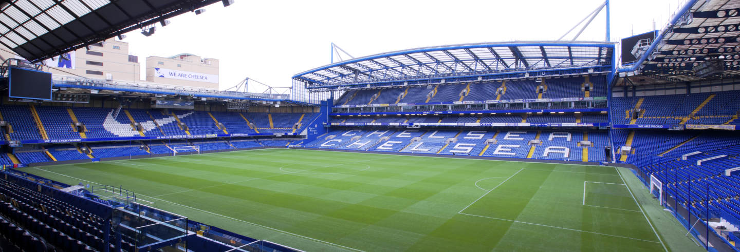 Tour del Stamford Bridge, el estadio del Chelsea FC