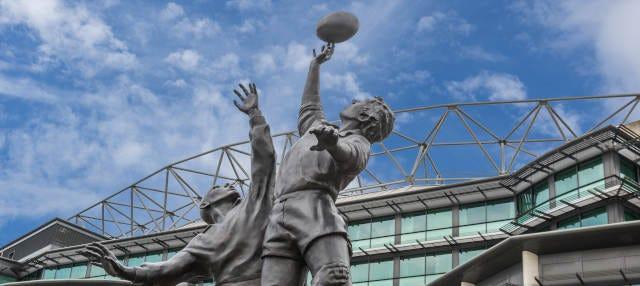 Tour del Estadio Twickenham + Museo del Rugby