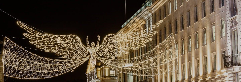 Tour navideño por Londres