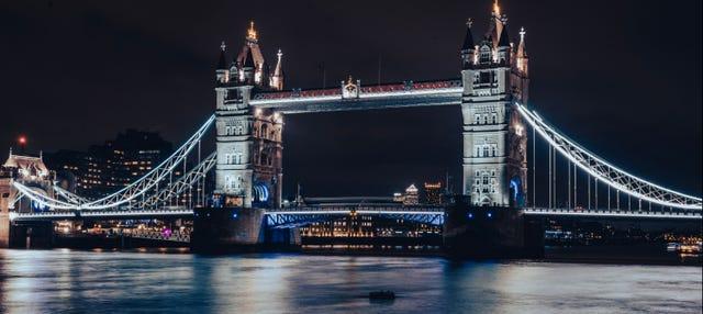 Tour de los misterios y leyendas de Londres