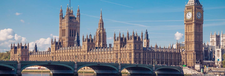 Visite du Parlement et du Palais de Westminster