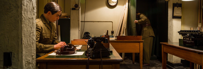 Churchill War Rooms & Westminster Guided Tour