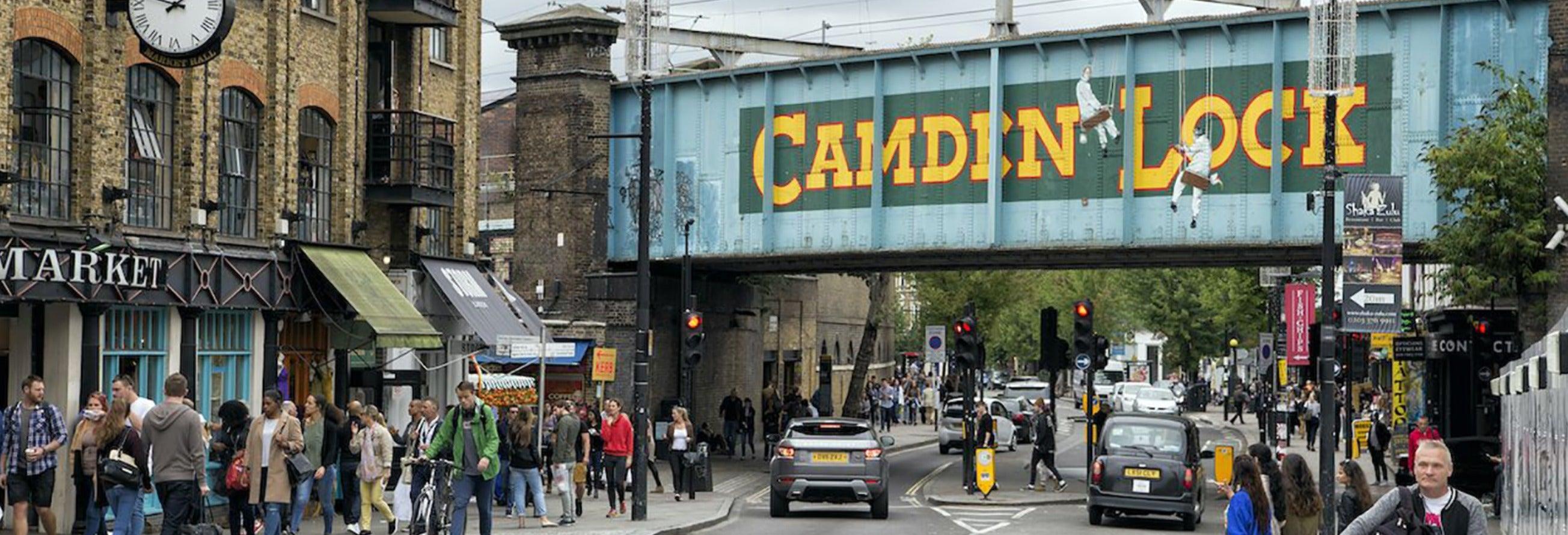 Visita guiada por Camden Town