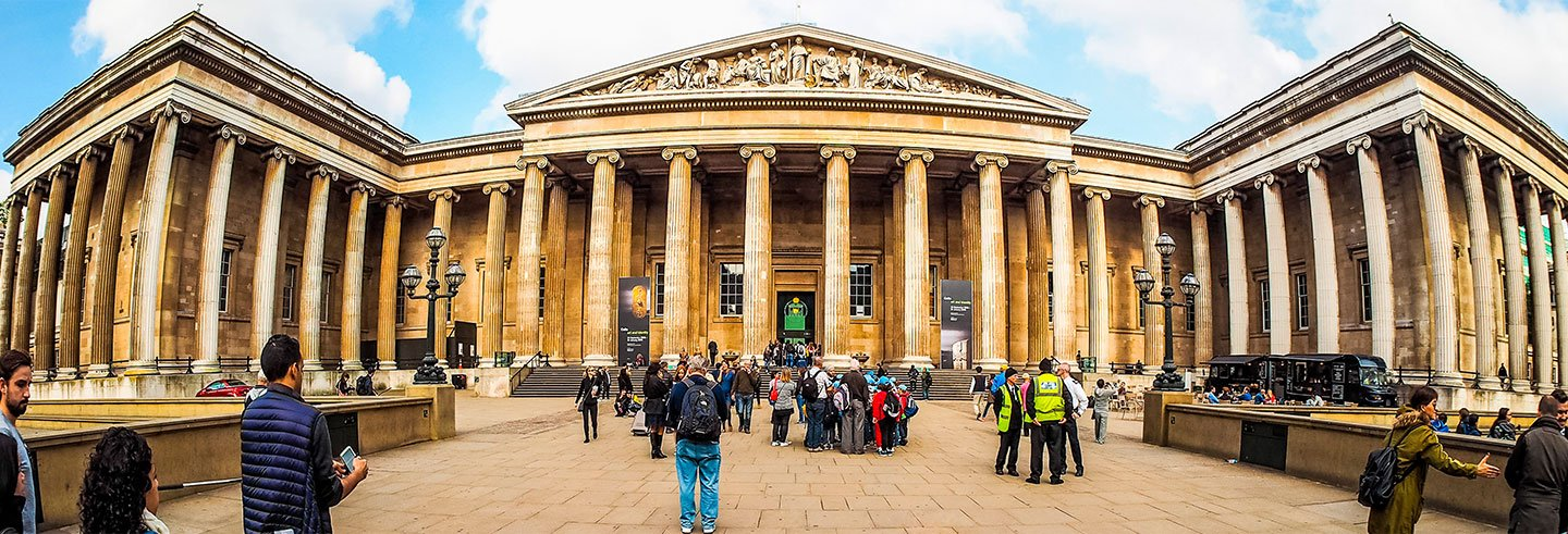 Visita guiada pelo British Museum