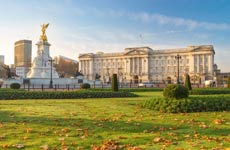 Buckingham Palace Guided Tour
