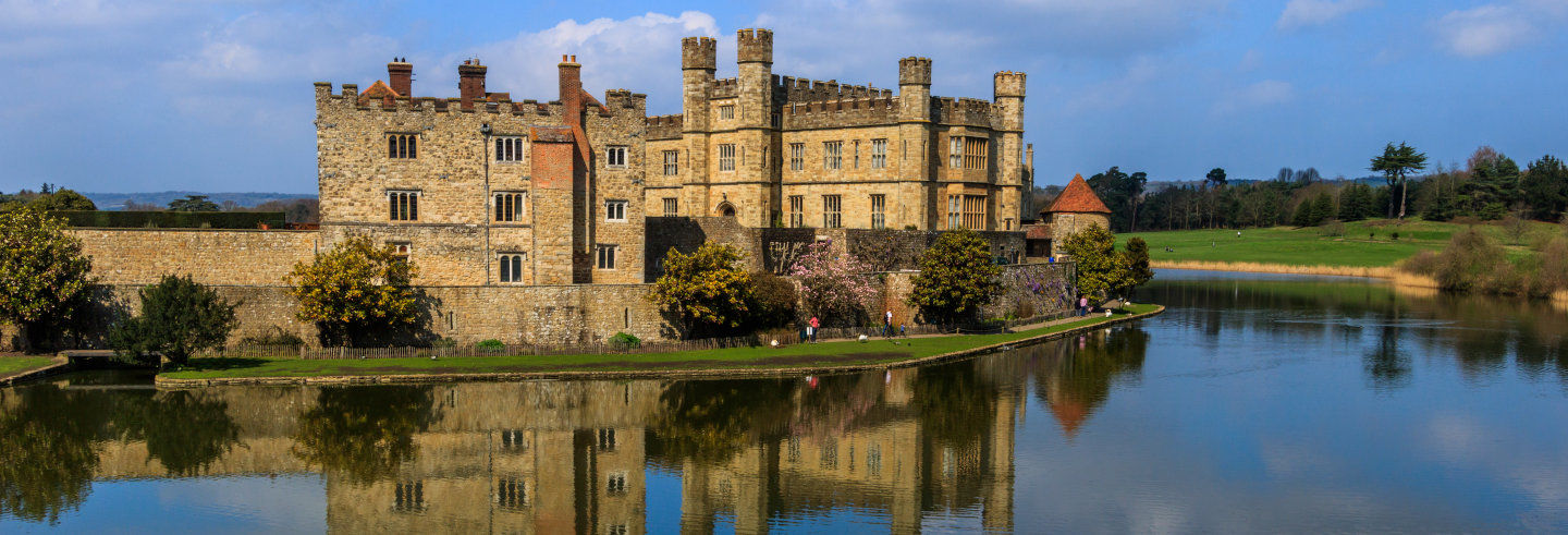Leeds Castle Ticket